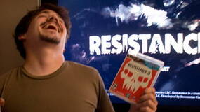 Image for Pre-order Sony 3D TV bundle before Sep 30, get Resistance 3 for free