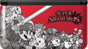 Image for This limited edition Super Smash Bros. 3DS XL is the most beautiful thing
