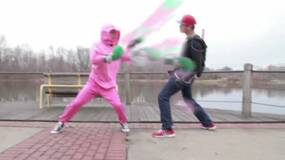 Image for This live-action Smash Bros. video is pretty awesome