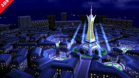 Image for Smash Bros. 3DS gets Pokemon X & Y Lumiose City stage - screen