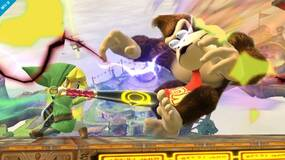 Image for Smash Bros Wii U & 3DS brings back Home Run Bat, screens show Donkey Kong knocked into orbit