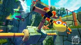 Image for Snake Pass, Sumo Digital's first original title, is due March 29