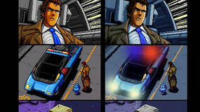 Image for Snatcher HD remake in development for Dreamcast, comparison shots posted