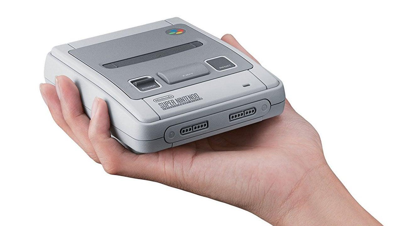 Image for Super Nintendo Classic Mini has a great rewind feature