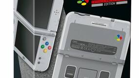 Image for SNES Edition New 3DS XL will arrive on store shelves in Europe this October