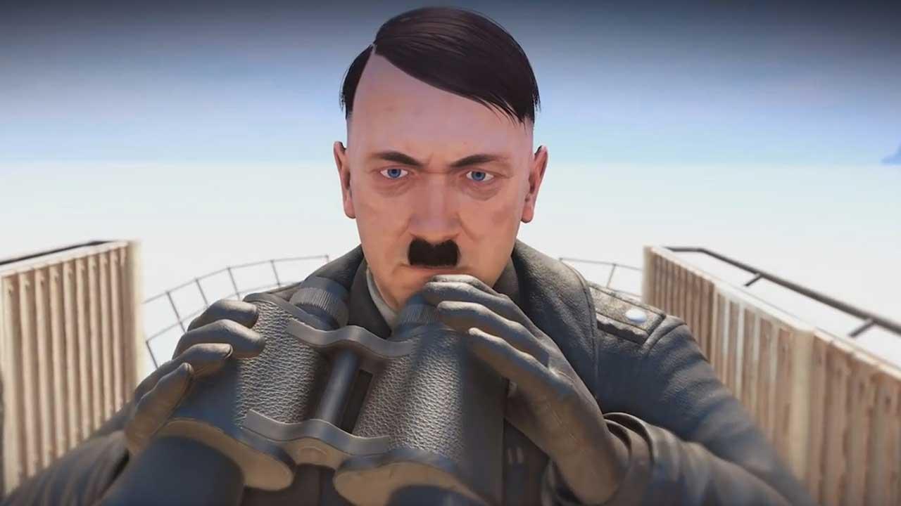 Image for Of course the Sniper Elite 4 pre-order bonus has you killing Hitler