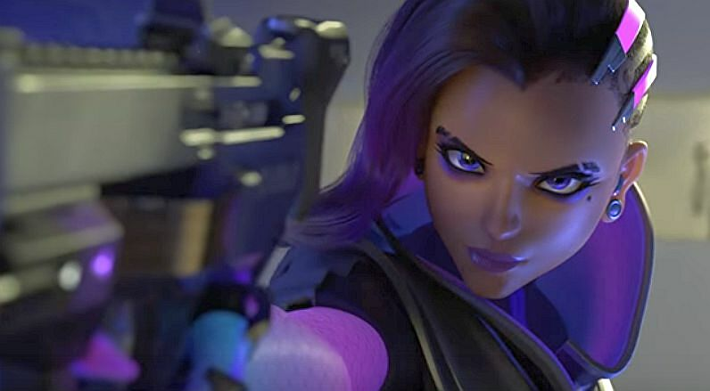 Overwatch 2's Sombra rework includes hack changes and new abilities