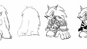 Image for Concept art shows the Sonic: Unleashed that could have been