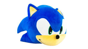 Image for Toy brand Tomy has made a plush of Sonic's head