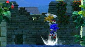 Image for Sonic 4: Episode 2 screens show water, snow, a roller coaster