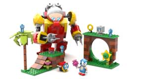 Image for This incredible Sonic the Hedgehog Lego set could release if fans vote for it