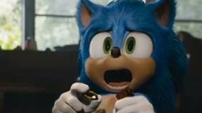 Image for Harley Quinn fans are going to war with Sonic on Twitter, because of course they are