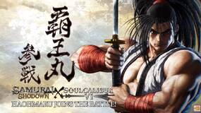 Image for Soulcalibur 6 closes out its first season pass with Cassandra, and its second will feature Samurai Shodown's Haohmaru