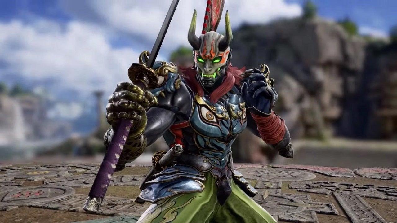 Image for Tekken's Yoshimitsu joins the roster for Soulcalibur 6
