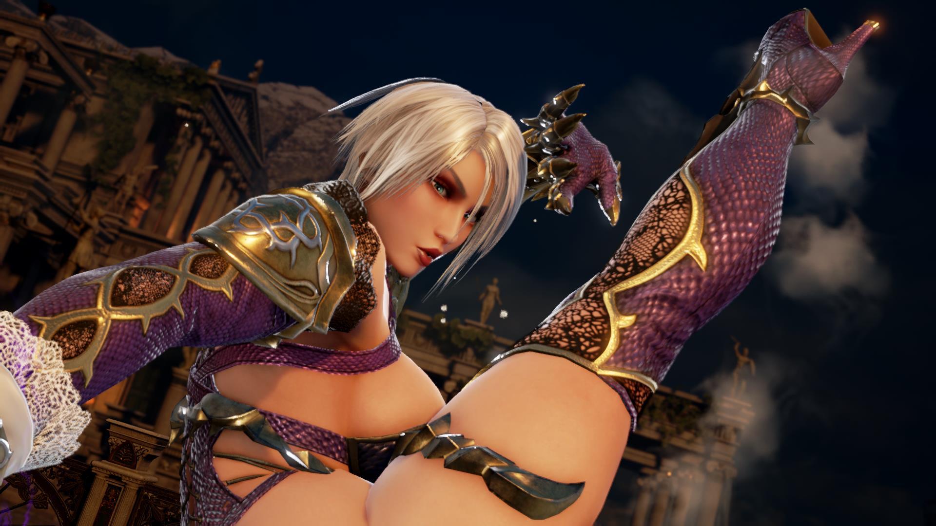 Image for Ivy and Zasalamel return in Soulcalibur 6