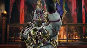 Image for Check out Soulcalibur 6 Libra of Souls gameplay footage with a custom fighter