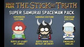 Image for South Park: The Stick of Truth Samurai Spaceman DLC packs out now, price & contents inside