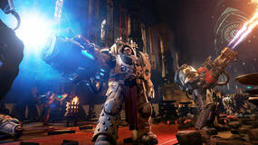 Image for Check out 17 minutes of Space Hulk: Deathwing's solo campaign