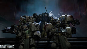 Image for Space Hulk: Deathwing's new Unreal Engine 4 trailer shows promise... and bullets