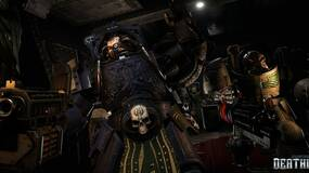 Image for The first Space Hulk: Deathwing Unreal Engine 4 screens are really dark
