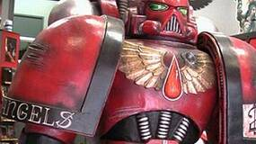 Image for Win a Dawn of War II Space Marine statue from GameStation