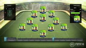 Image for Free FIFA 14 Ultimate Team: World Cup update coming next week