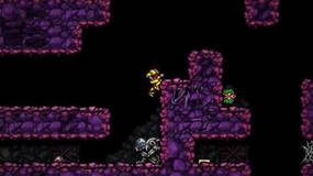 Image for Spelunky mod turns game into a Metroid tribute, see Samus in action here