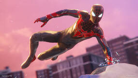 Image for Spider-Man: Miles Morales update adds new suit and realistic muscle deformation