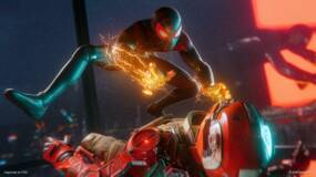 Image for How venom shock abilities change up combat in Spider-Man: Miles Morales