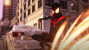 Image for Marvel's Spider-Man: Miles Morales video shows off the Into the Spider-Verse suit