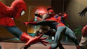 Image for Spider-Man: Edge of Time media swings into action
