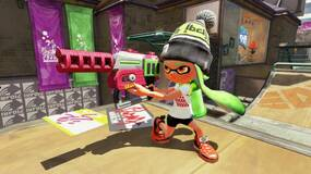 Image for Here's half an hour of Splatoon 2's campaign, featuring a unicycle-riding samurai octopus boss fight