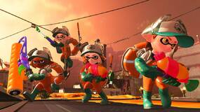 Image for In Splatoon 2's Hero Mode the Great  Zapfish has once again been kidnapped by the Octarians