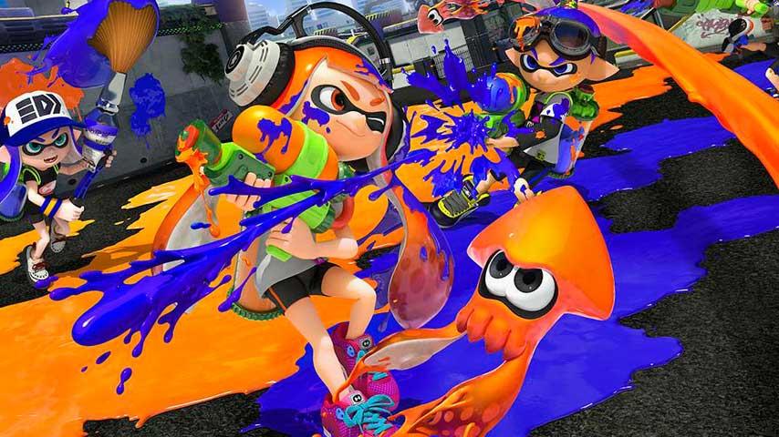 Image for Splatoon becomes Nintendo's latest million-seller, Wii U hits 10M lifetime