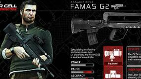 Image for Splinter Cell Thursday hands out the FAMAS G2