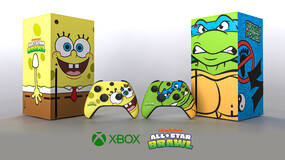 Image for There's a SpongeBob Squarepants Xbox Series X now, because of course there is