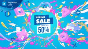 Image for PSN's Spring Sale lets you stock up on PS4 titles, if you have the hard drive space