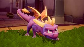 Image for Spyro Reignited Trilogy retail version only comes with the first game on disc