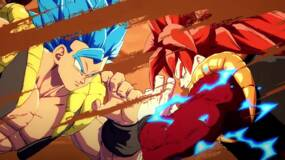 Image for Dragon Ball FighterZ gets Gogeta SS4 later this week
