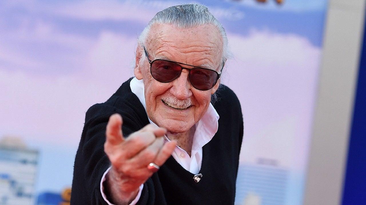Image for Stan Lee dies at 95