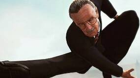 Image for Stan Lee comes out swinging in The Amazing Spider-Man