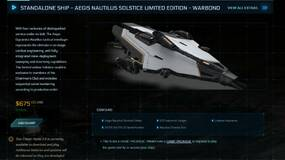 Image for Star Citizen hosted a $275 dinner for its highest paying subscribers to announce a very expensive ship