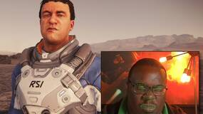 Image for Star Citizen alpha 3.3 lets your character mimic your facial expressions through your webcam, improves frame rate by up to 100%
