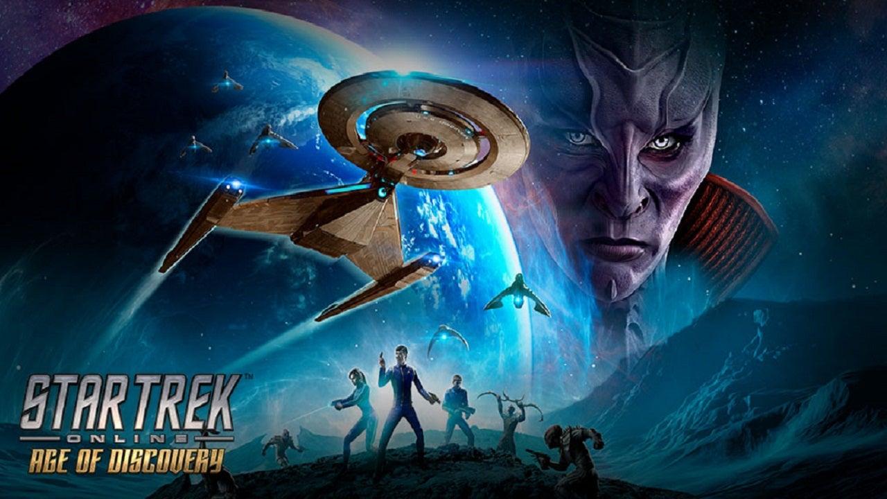 Image for Star Trek Discovery expansion announced for Star Trek Online