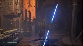 Image for Star Wars Jedi: Fallen Order Lightsaber Parts guide - Where to find the Double-Bladed Lightsaber