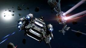 Image for Star Citizen Pax East 2014 panel shows in-game Dogfighting