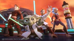 Image for Here's a look at Disney Infinity 3.0's introduction, Star Wars, and the Toy Box