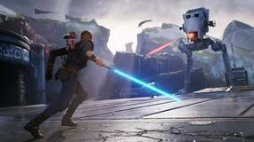 Image for Star Wars Jedi: Fallen Order nearly claimed the week's top spot in UK charts