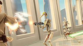 """Image for Kinect Star Wars to release on April 3 in the UK, features """"Galactic Dance Off mode"""""""