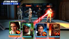 Image for Star Wars: Assault Team CCG rolling out on mobile